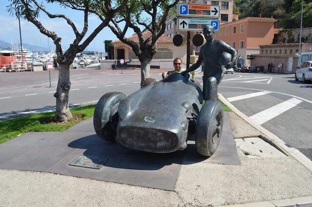 Circuito de Fórmula 1 de Monaco