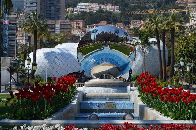 Parque em Mônaco