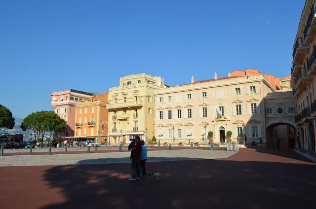 Palácio de Mônaco