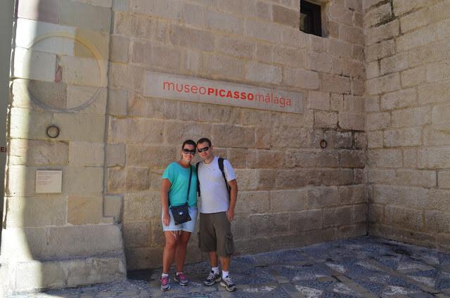 Museu do Picasso em Málaga