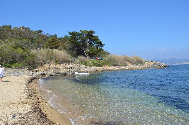 praia de Graniers