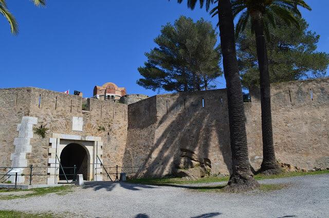 Castelo de Saint-Tropez