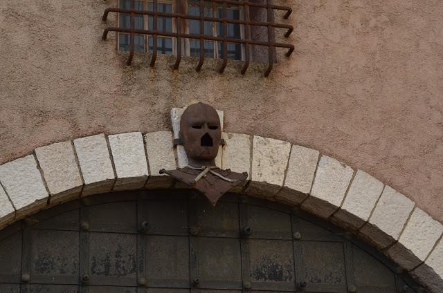 máscara de ferro