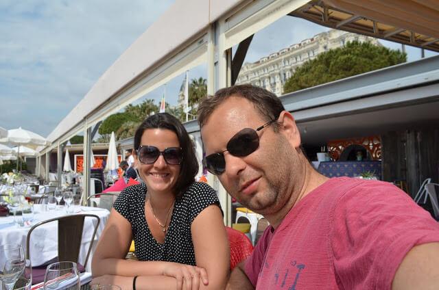 Christian e Priscila Gutierrez