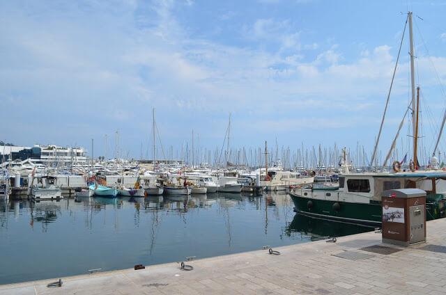 Porto de Cannes