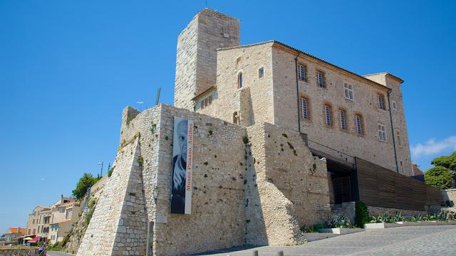 Museu do Picasso em Antibes