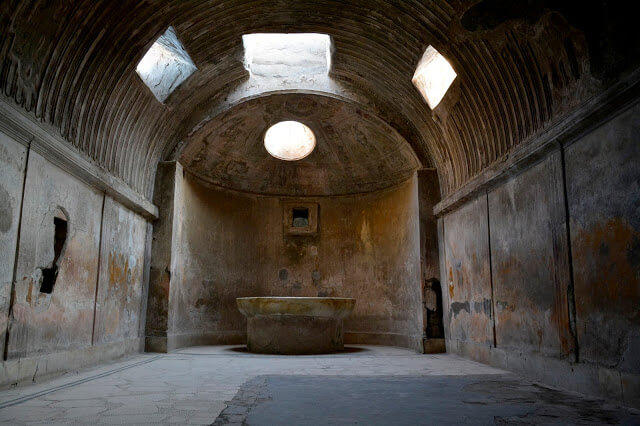 Kameni grad Pompeji