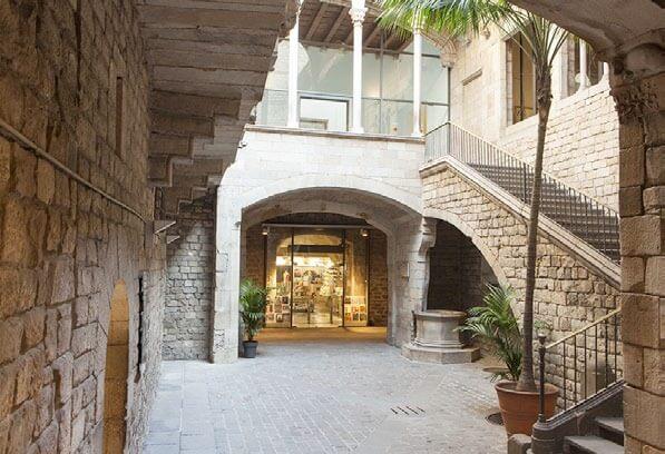 Museu do Picasso em Barcelona