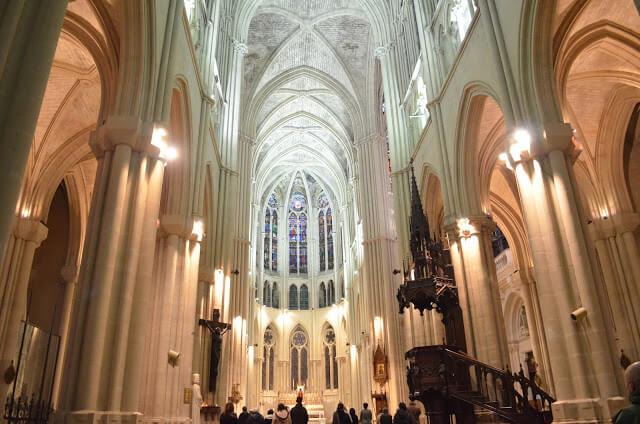 Church St Vincent de Paul