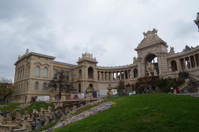 Longchamp Palace