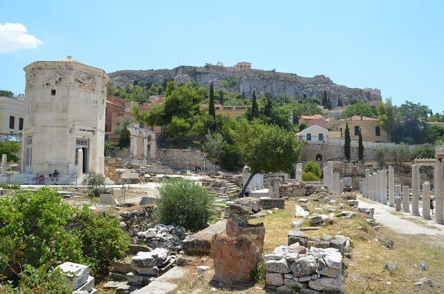 Agora Atenas