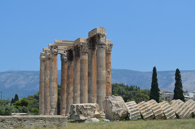 Templo de Zeus do Olímpico