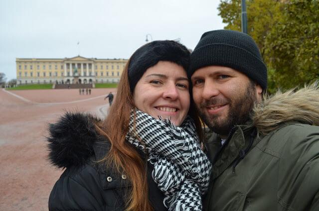 Cristiano y Priscila Gutiérrez