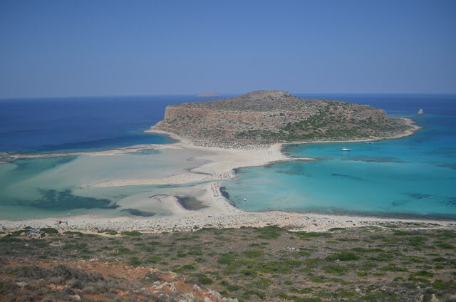 Praia de Balos Beach