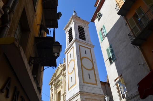 vila de Nice