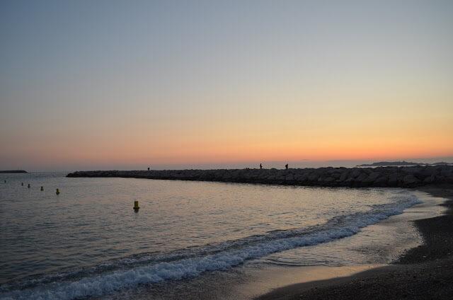praia du Prado