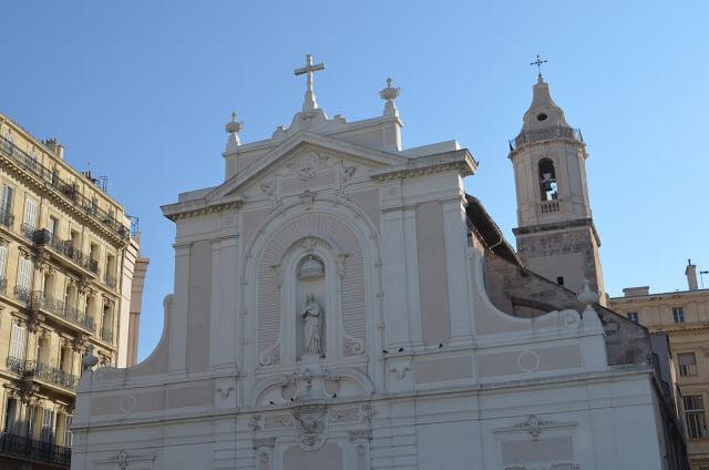 Eglise Saint-Ferreol the Augustinians