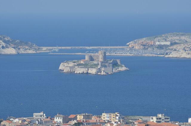 ilhas If lá tem o Castelo de If