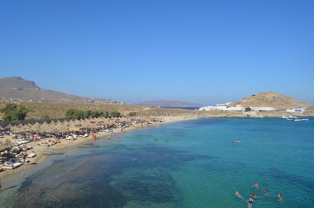 Пляж Агиа Анна