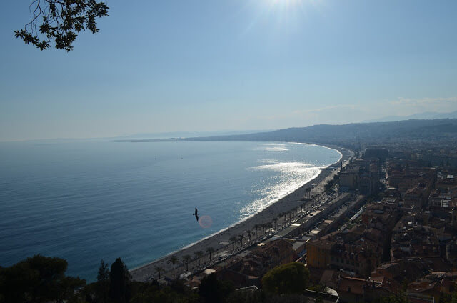 Nice, the charming town of Cote D'Azur