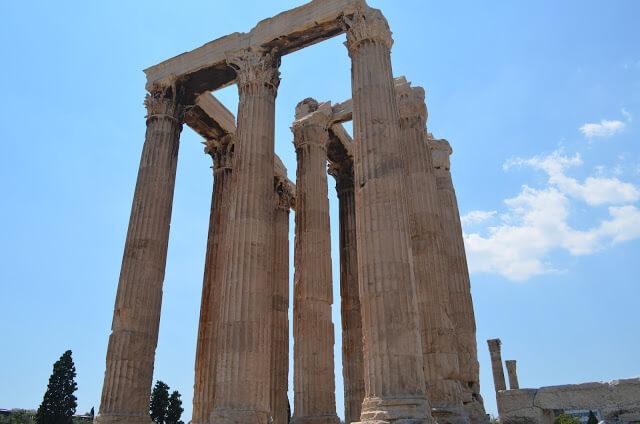 Quais são as principais atrações de Atenas