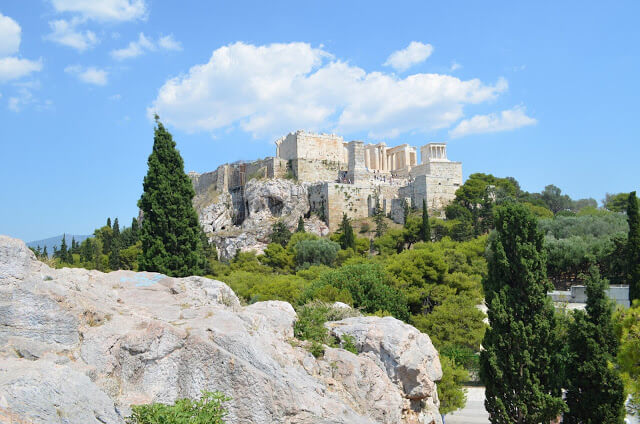 Grecia, Atenas