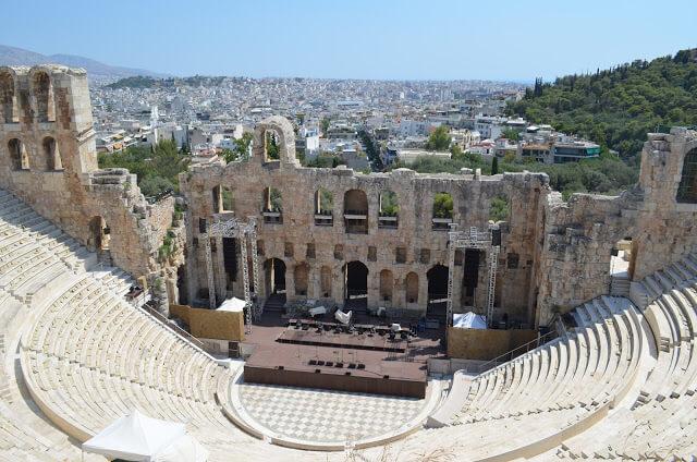 Odeão de Herodes Ático