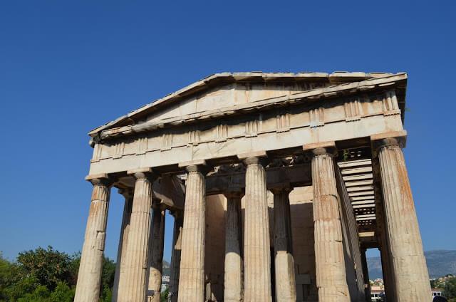 Templo de Hefesío