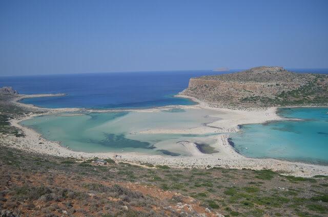 As Melhores Praias de 5 Ilhas Gregas