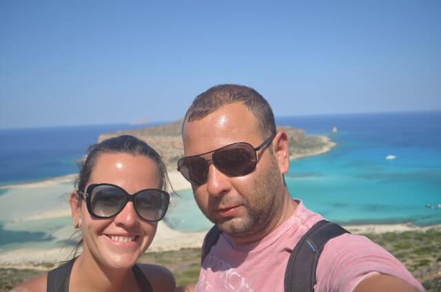 Ilha de Creta, a maior ilha da Grécia e mais ao sul