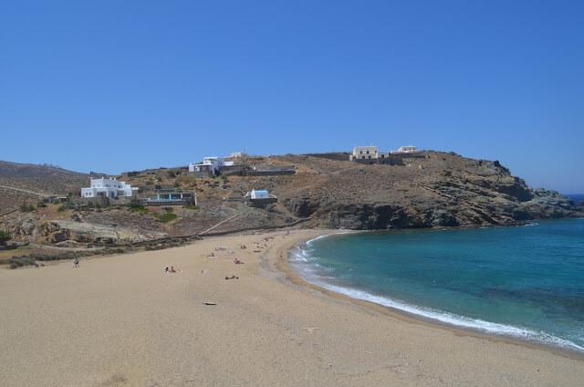 Praia de Myconos