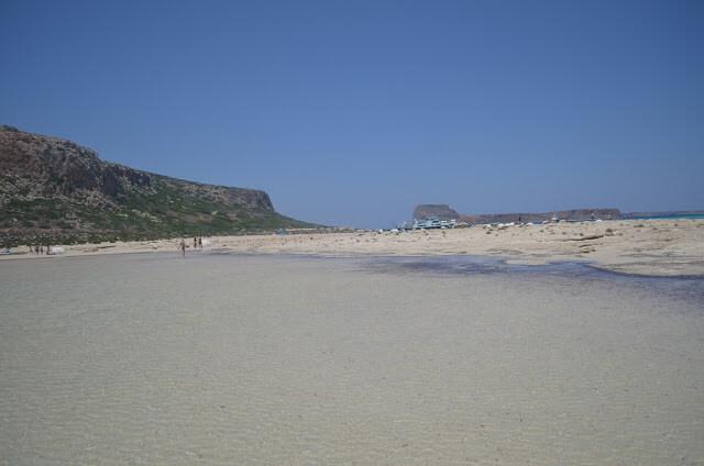 Melhores praias da Creta
