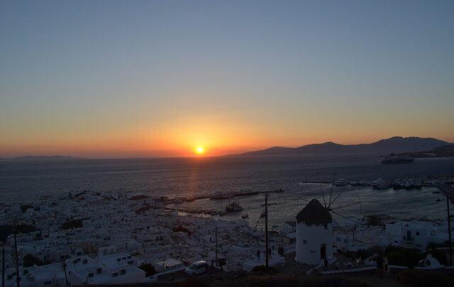 Mykonos, não são só baladas, têm muitas praias lindas