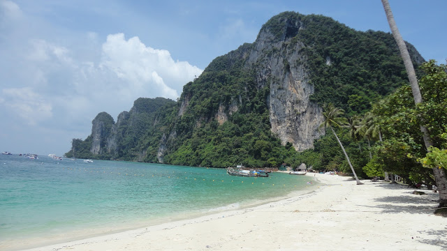Praia de Ko Phi Phi Don