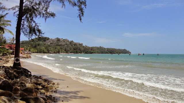 Where to stay in Phuket, in Thailand?