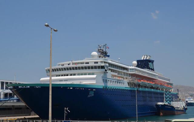 Como chegar ao Porto de Atenas/Pireus?