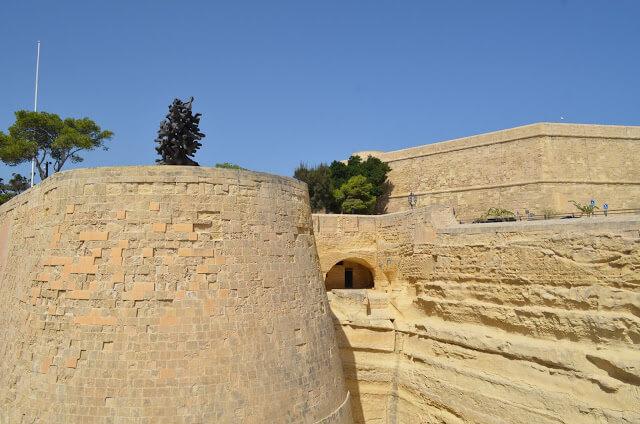 Muralha de Valeta