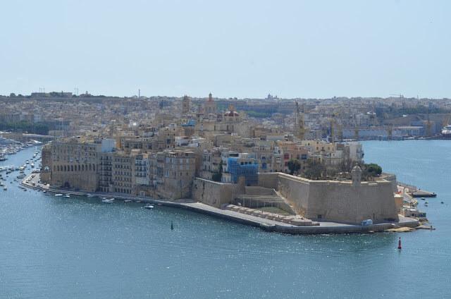São Angelo Fort, Malta
