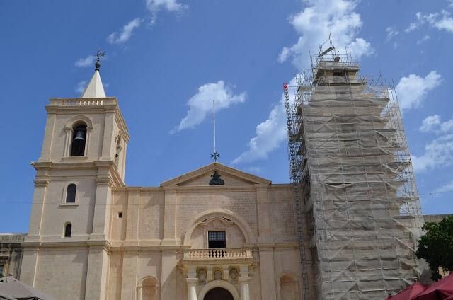 Co-Cathedral de St John