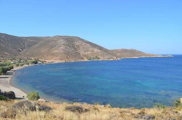 Agrio Livado Beach