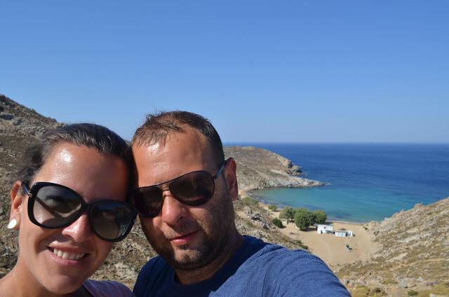 Ilha de Patmos Grecia, cidade do Apóstolo João