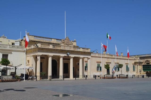 Praça St. George