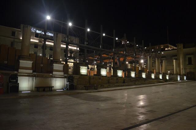 Royal Opera House de noite