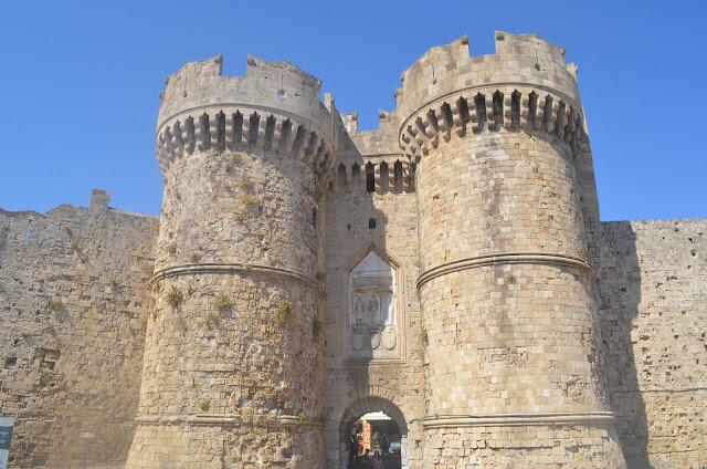 Cidade Medieval de Rodes