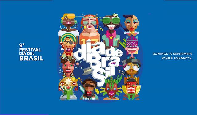 9º Day Festival del Brazil in Barcelona