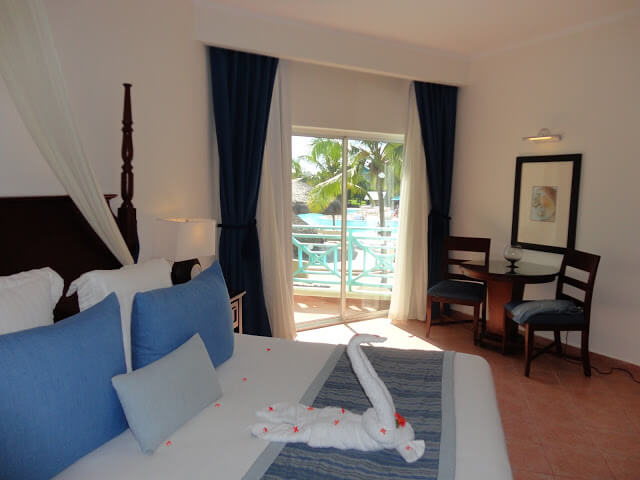 Quarto do hotel Dreams La Romana Resort & Spa