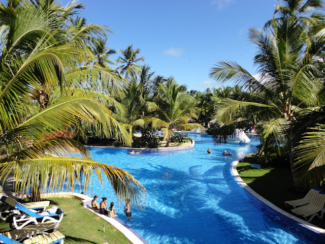 Piscina do Dreams Punta Cana