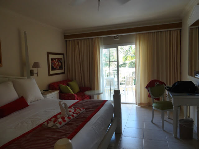 Quarto do hotel Dreams Punta Cana