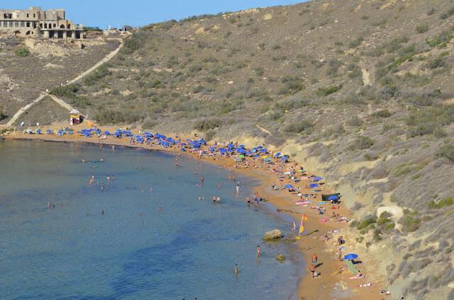 Ghajn Tuffiena Bay