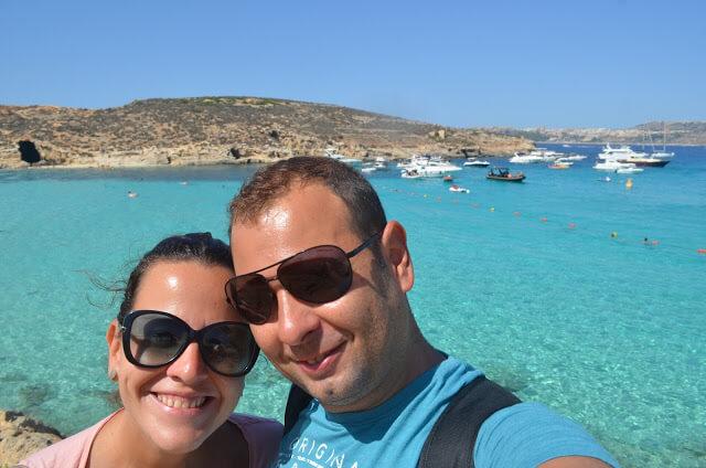 I et Pri au Blue Lagoon